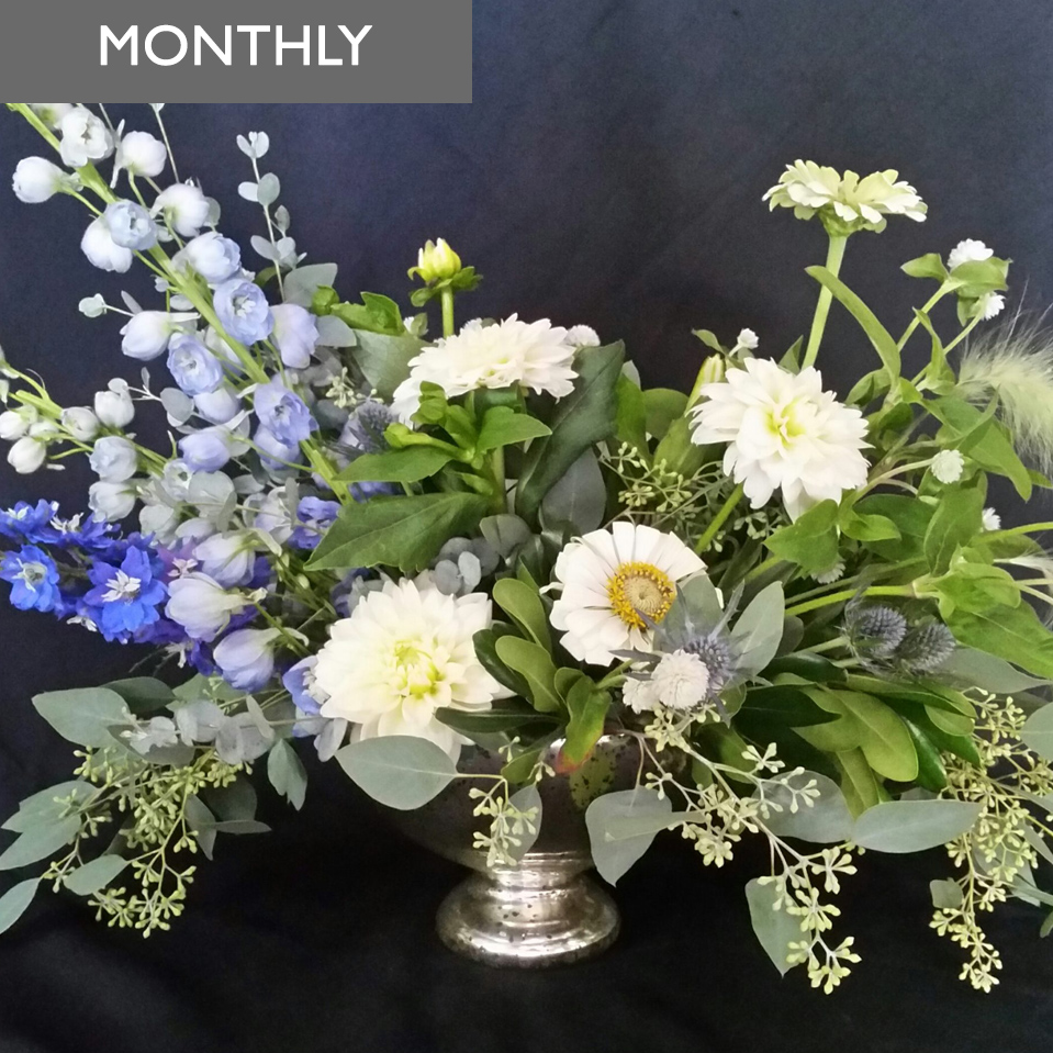 Business Bouquet Club – Monthly